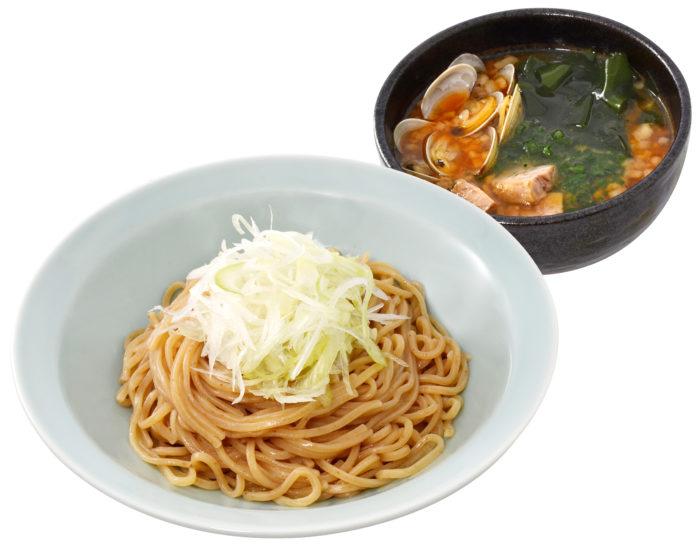 海老薫る濃厚あさり醤油つけ麺
